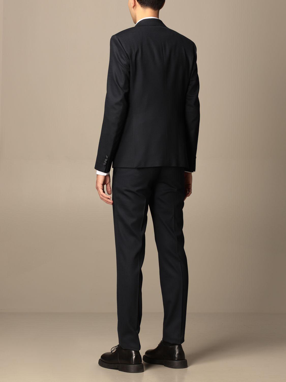 Suit Brian Dales: Suit men Brian Dales blue 3