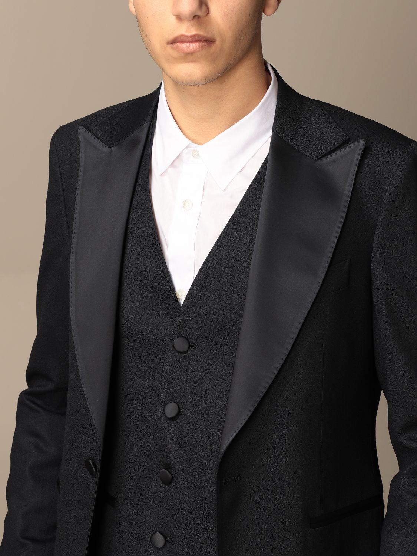 Suit Brian Dales: Suit men Brian Dales blue 5