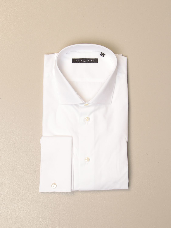 Shirt Brian Dales Camicie: Madrid shirt Brian Dales Cotton shirts white 1