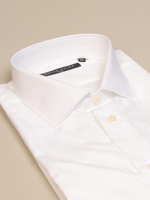 Shirt Brian Dales Camicie: Madrid shirt Brian Dales Cotton shirts white 2