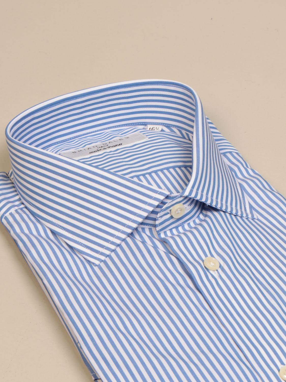 Chemise Brian Dales Chemises: Chemise homme Brian Dales Camicie bleu azur 2