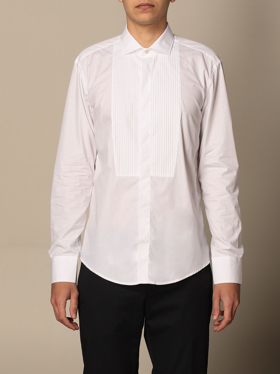 Chemise Brian Dales Chemises: Chemise homme Brian Dales Camicie blanc 1
