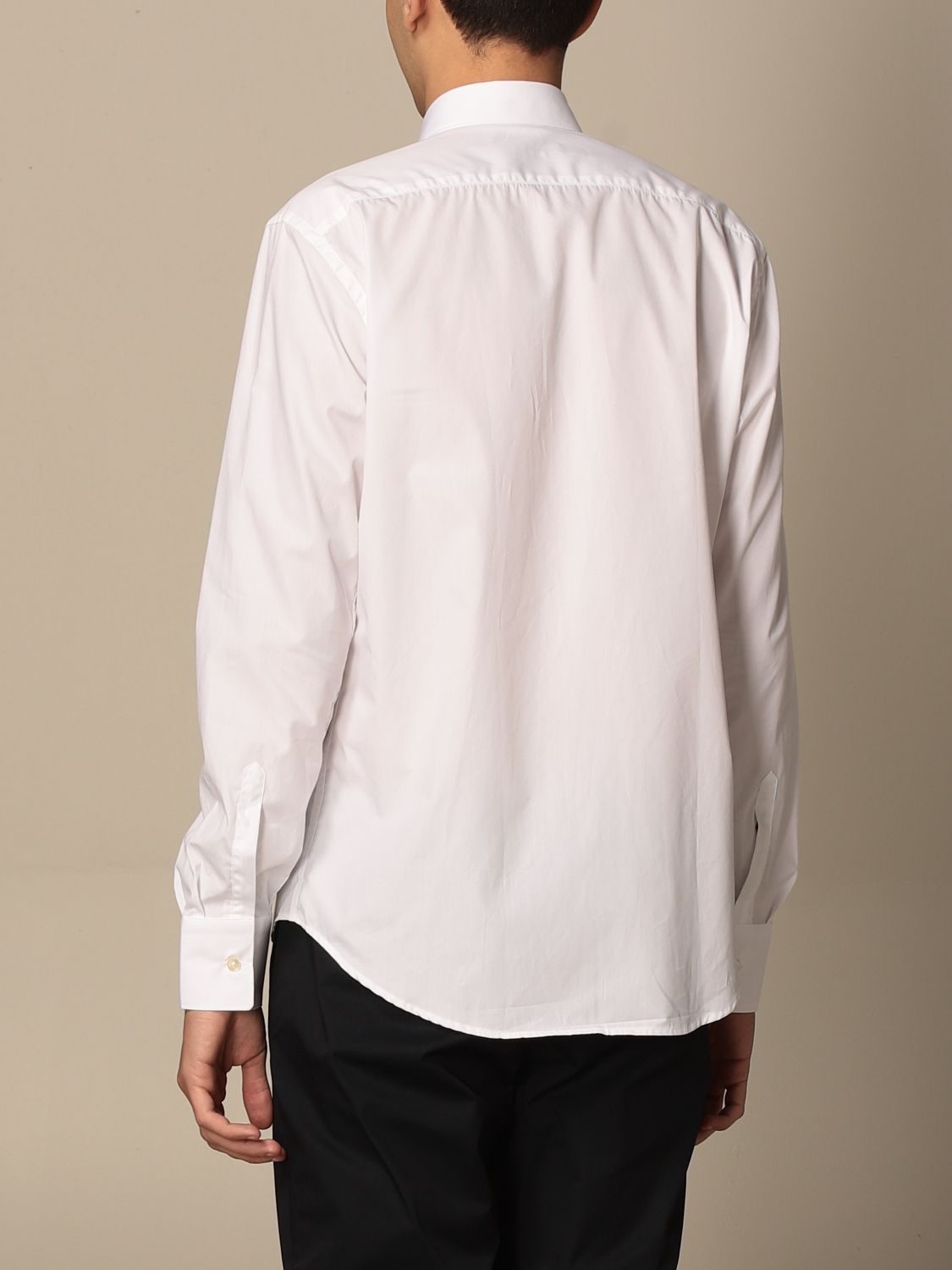 Chemise Brian Dales Chemises: Chemise homme Brian Dales Camicie blanc 2