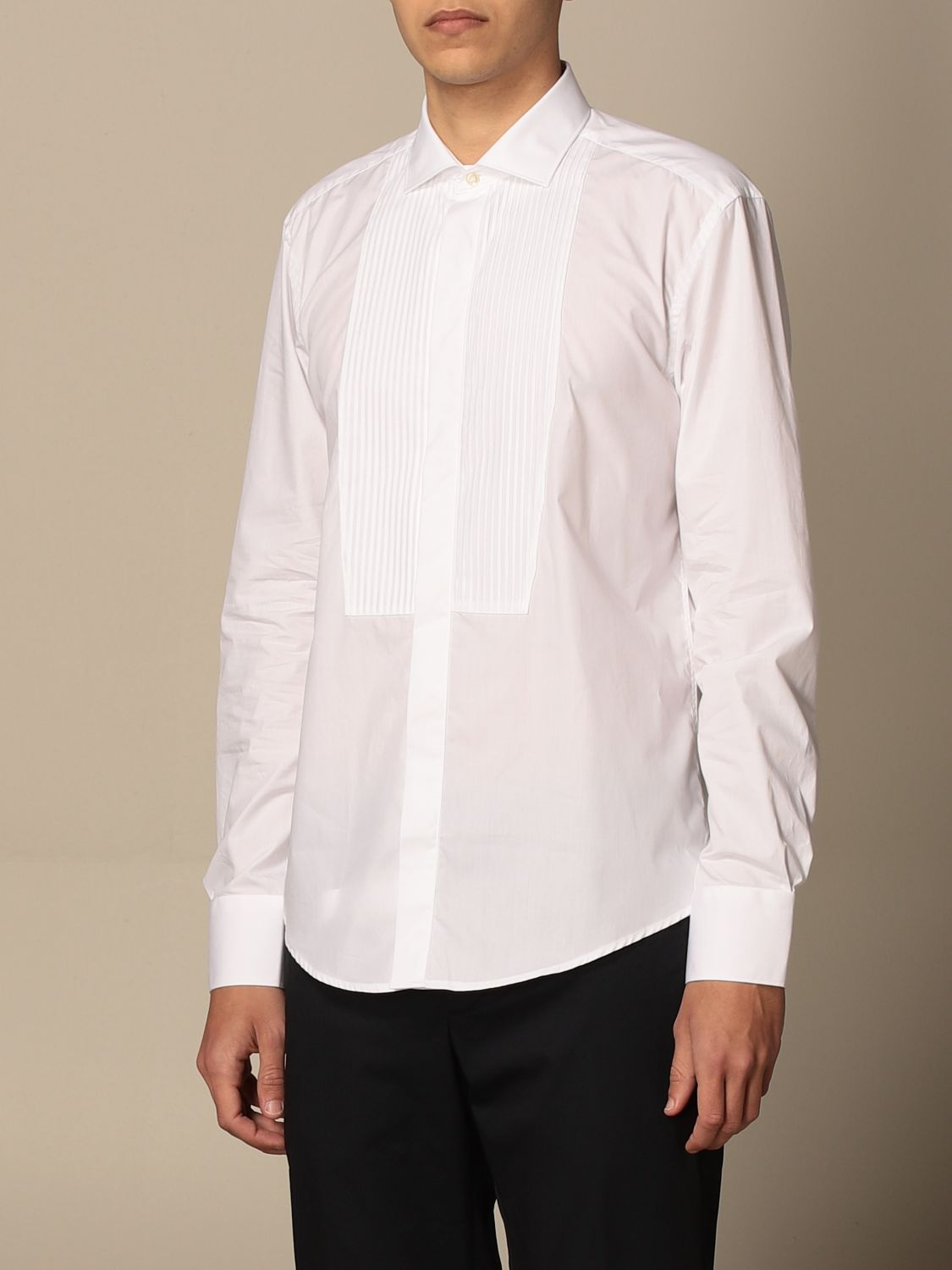 Chemise Brian Dales Chemises: Chemise homme Brian Dales Camicie blanc 3