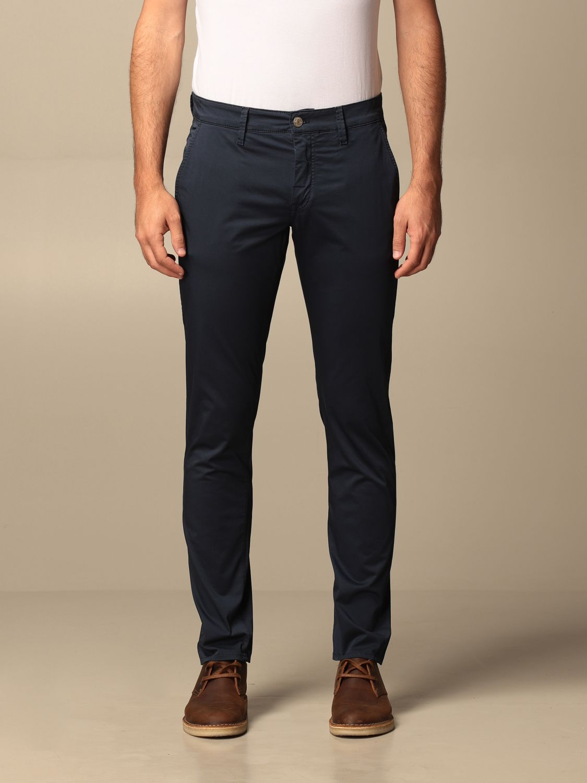 Trousers Siviglia: Trousers men Siviglia blue 1