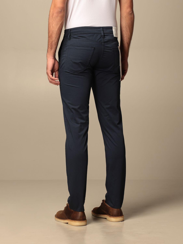 Trousers Siviglia: Trousers men Siviglia blue 2