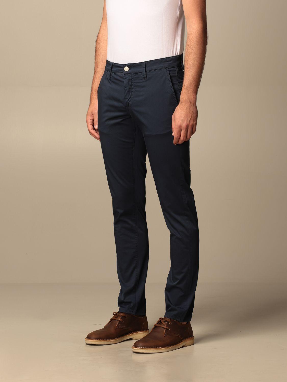 Trousers Siviglia: Trousers men Siviglia blue 3