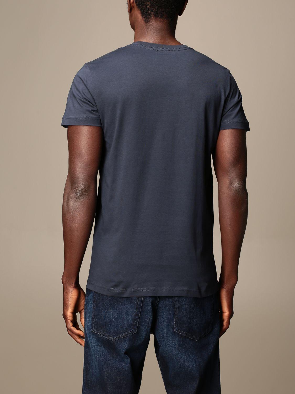 Camiseta Diesel: Camiseta hombre Diesel azul oscuro 2