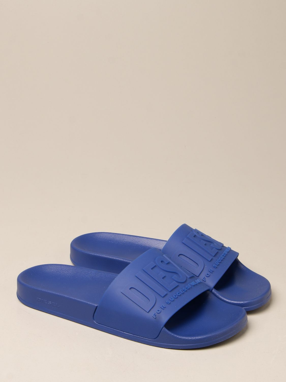 Sandalias Diesel: Zapatos hombre Diesel negro 2