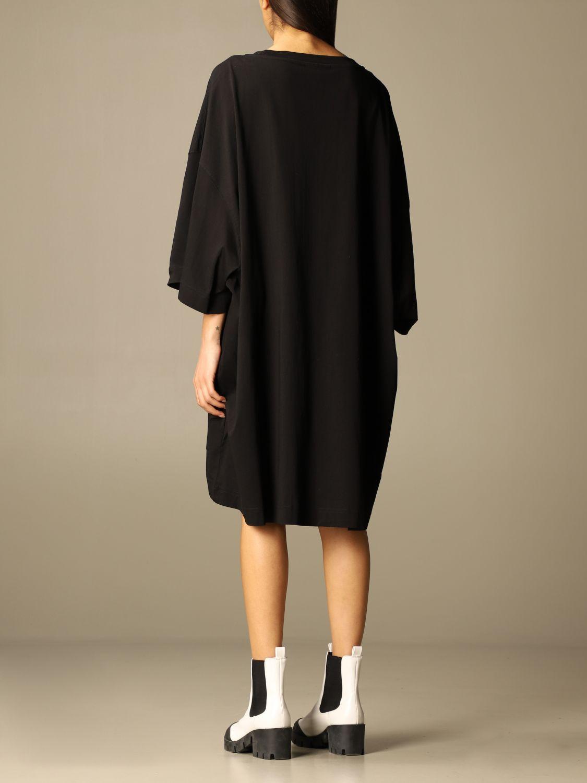 Kleid Diesel: Kleid damen Diesel schwarz 2