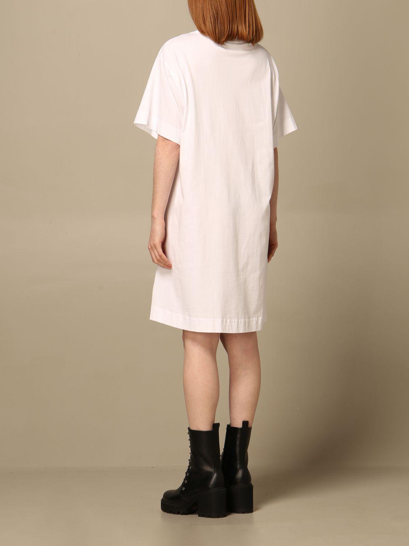 Kleid Diesel: Kleid damen Diesel weiß 2