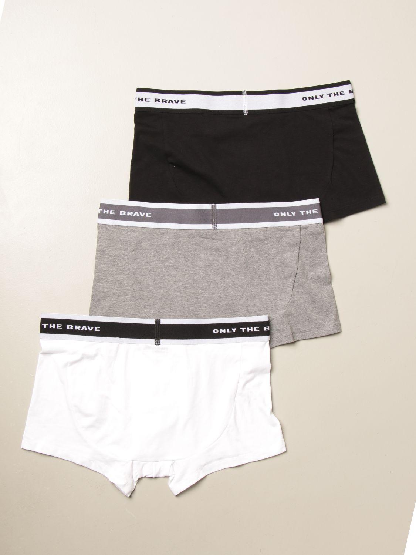Underwear Diesel Underwear: Underwear men Diesel Underwear black 2