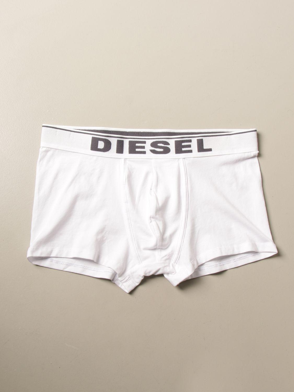 Underwear Diesel Underwear: Underwear men Diesel Underwear white 1