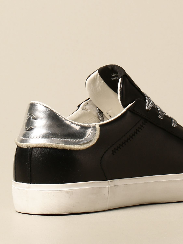 Sneakers Crime London: Schuhe damen Crime London schwarz 3