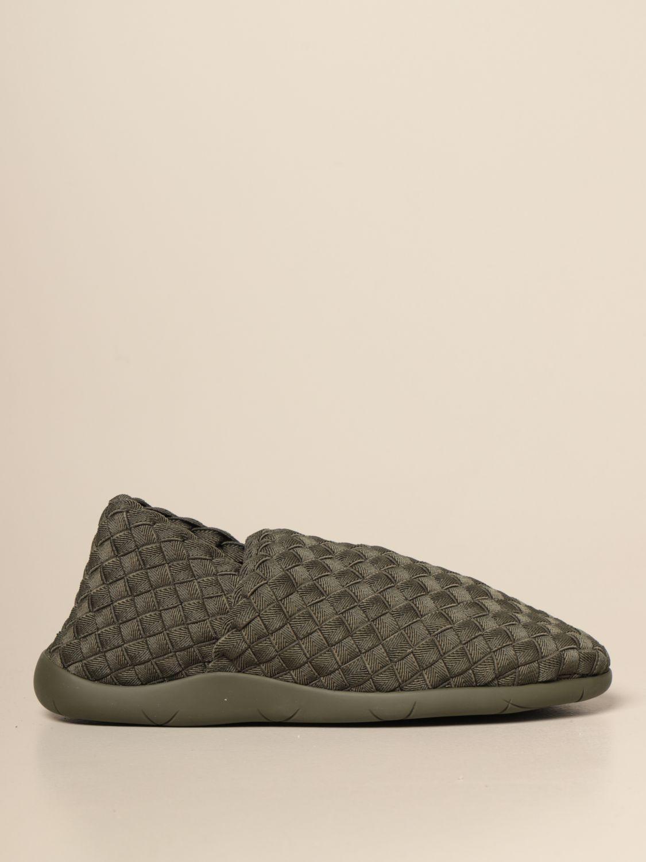 Baskets Bottega Veneta: Chaussures homme Bottega Veneta vert 1