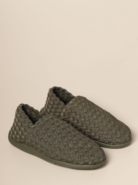 Baskets Bottega Veneta: Chaussures homme Bottega Veneta vert 2