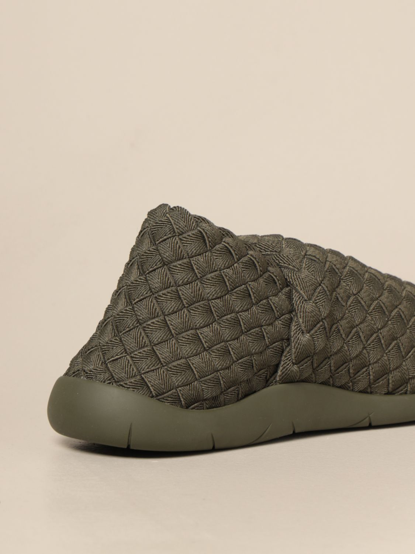 Baskets Bottega Veneta: Chaussures homme Bottega Veneta vert 3