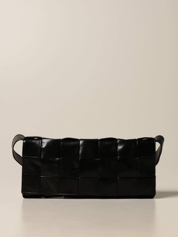 Belt bag Bottega Veneta: The Stretch Cassette Bottega Veneta bag in calfskin black 1