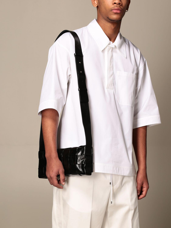 Belt bag Bottega Veneta: The Stretch Cassette Bottega Veneta bag in calfskin black 2