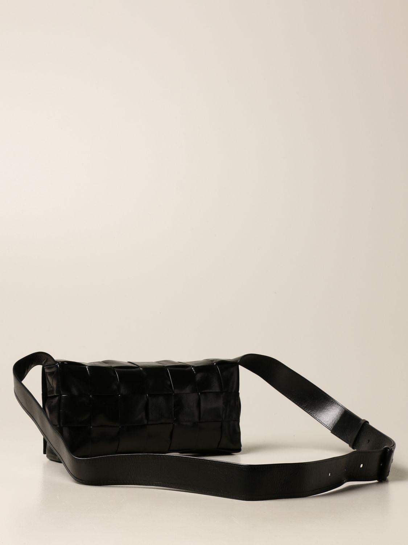 Belt bag Bottega Veneta: The Stretch Cassette Bottega Veneta bag in calfskin black 3