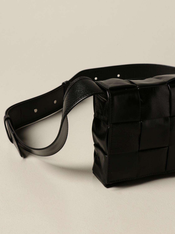 Belt bag Bottega Veneta: The Stretch Cassette Bottega Veneta bag in calfskin black 4