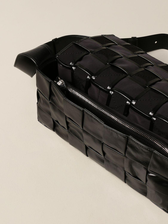 Belt bag Bottega Veneta: The Stretch Cassette Bottega Veneta bag in calfskin black 5