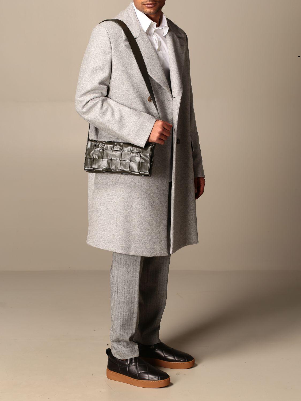Belt bag Bottega Veneta: The Stretch Cassette Bottega Veneta bag in calfskin military 2