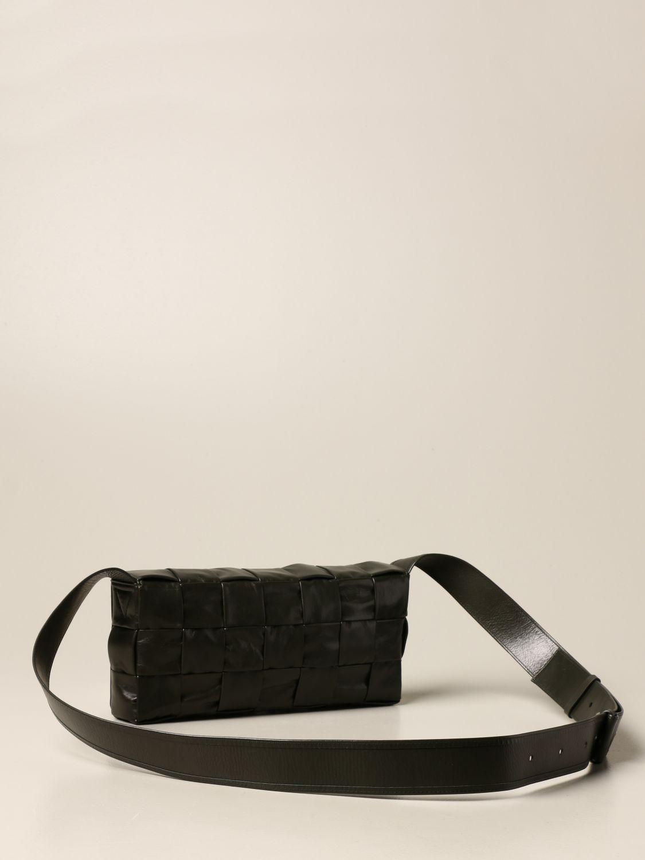 Belt bag Bottega Veneta: The Stretch Cassette Bottega Veneta bag in calfskin military 3