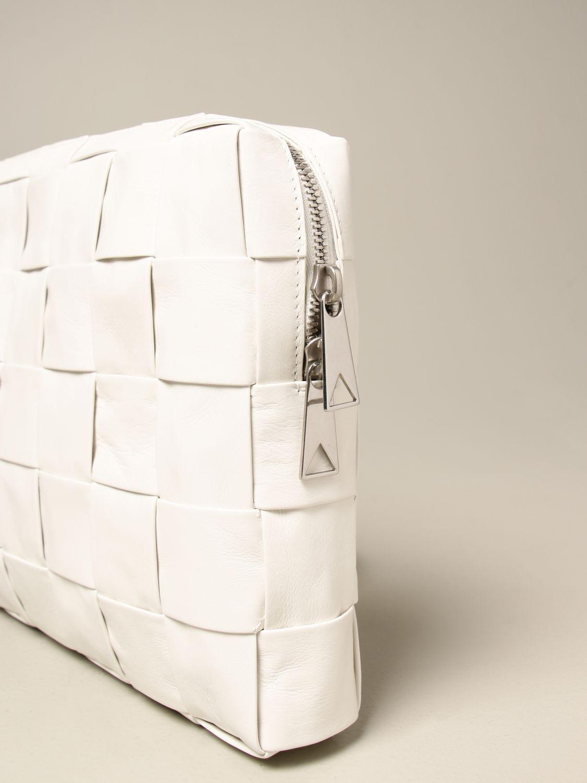 Porte-document Bottega Veneta: Sac homme Bottega Veneta blanc 4