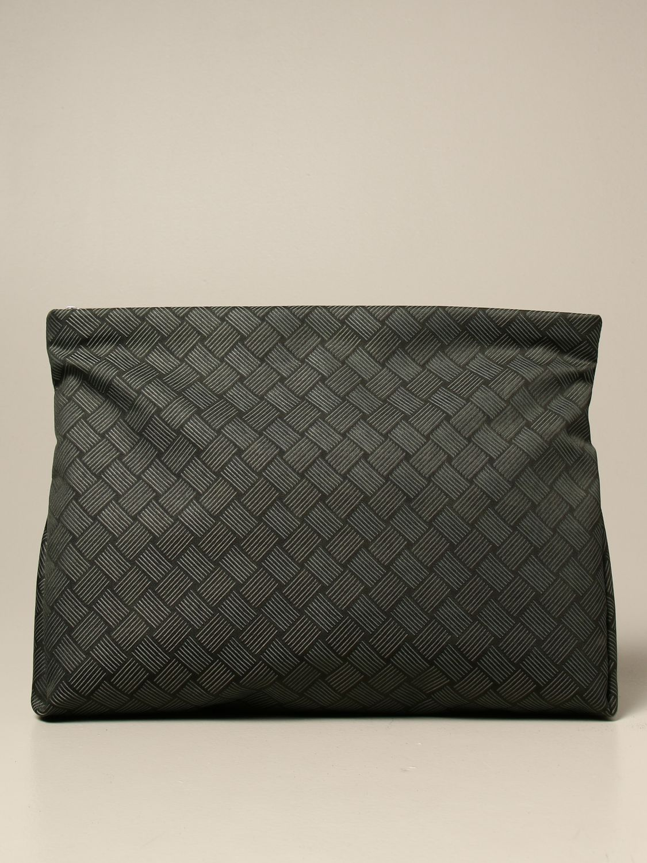 Briefcase Bottega Veneta: Bottega Veneta nylon beauty case military 1