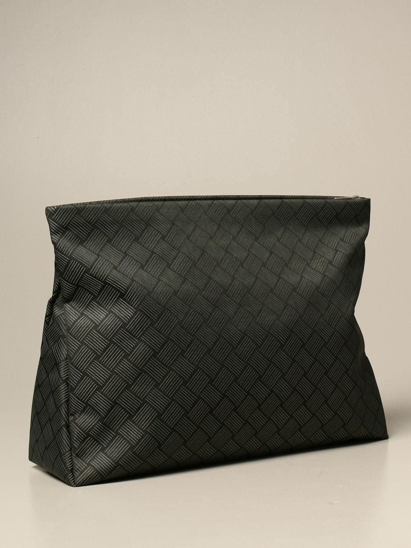 Briefcase Bottega Veneta: Bottega Veneta nylon beauty case military 2