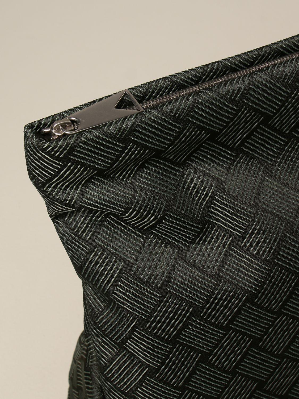 Briefcase Bottega Veneta: Bottega Veneta nylon beauty case military 3