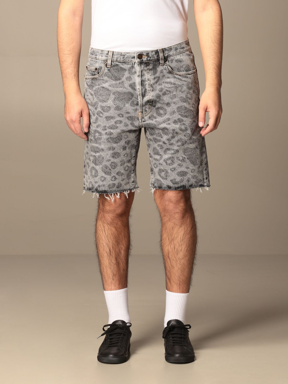 Pantalones cortos Saint Laurent: Pantalones cortos hombre Saint Laurent denim 1