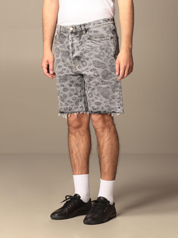 Pantalones cortos Saint Laurent: Pantalones cortos hombre Saint Laurent denim 3