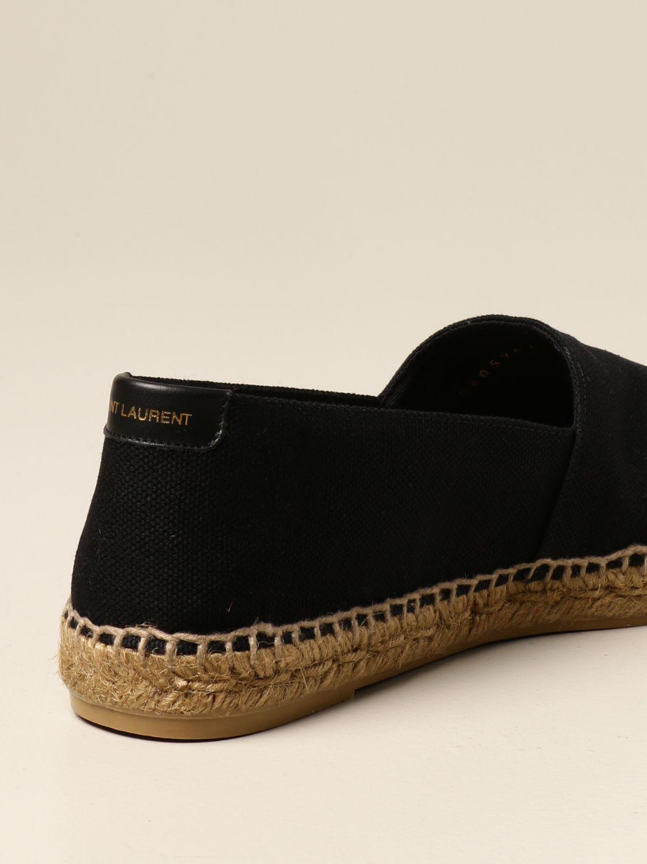 Alpargatas Saint Laurent: Zapatos hombre Saint Laurent negro 3