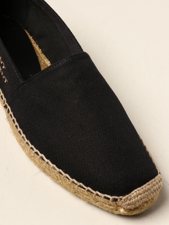 Alpargatas Saint Laurent: Zapatos hombre Saint Laurent negro 4