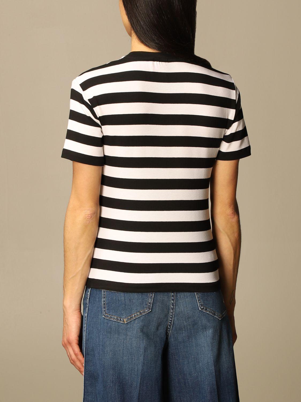 T-Shirt Stella Jean: T-shirt women Stella Jean black 2