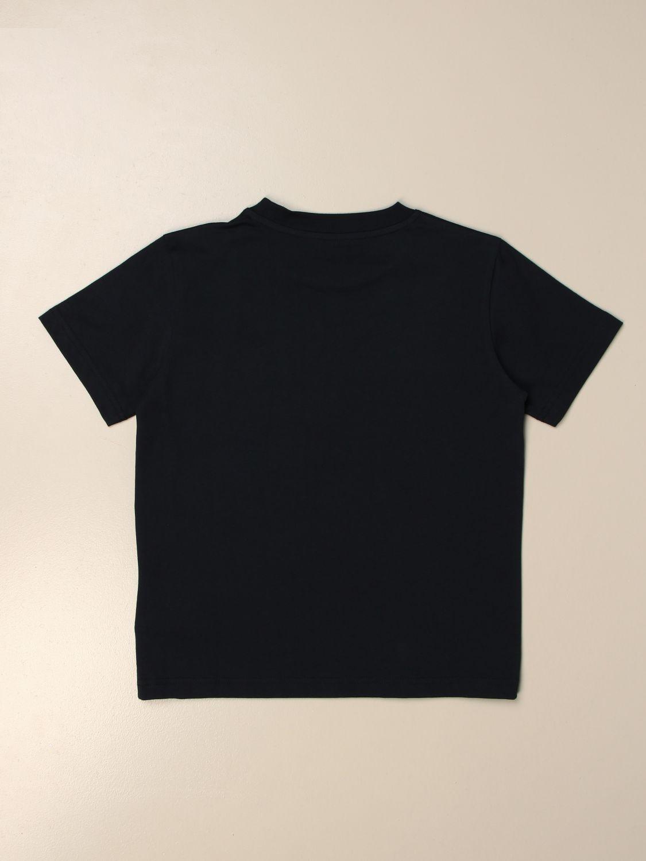 T-shirt Moncler: T-shirt kids Moncler blue 2