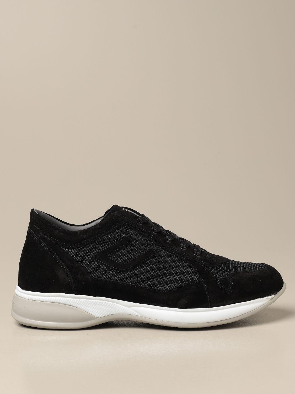 Zapatillas Paciotti 4Us: Zapatos hombre Paciotti 4us negro 1