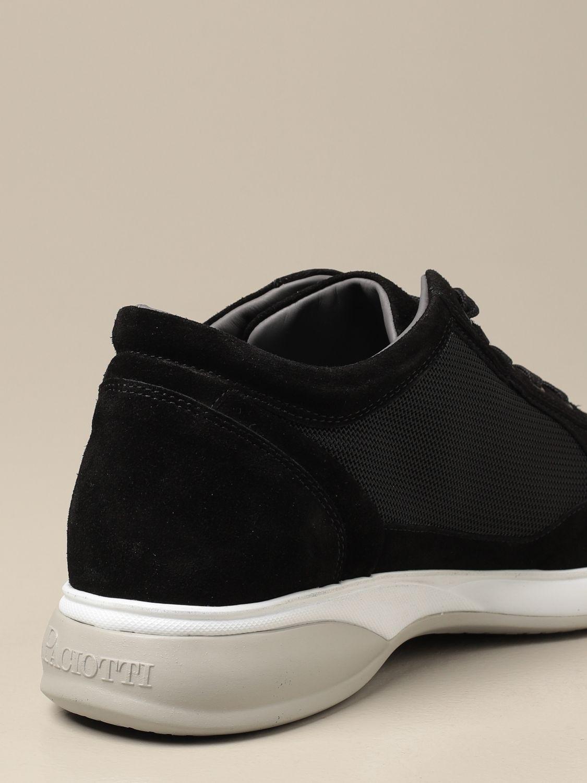 Zapatillas Paciotti 4Us: Zapatos hombre Paciotti 4us negro 3