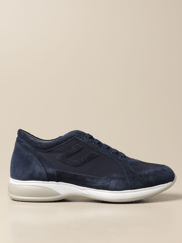 Zapatillas Paciotti 4Us: Zapatos hombre Paciotti 4us azul oscuro 1