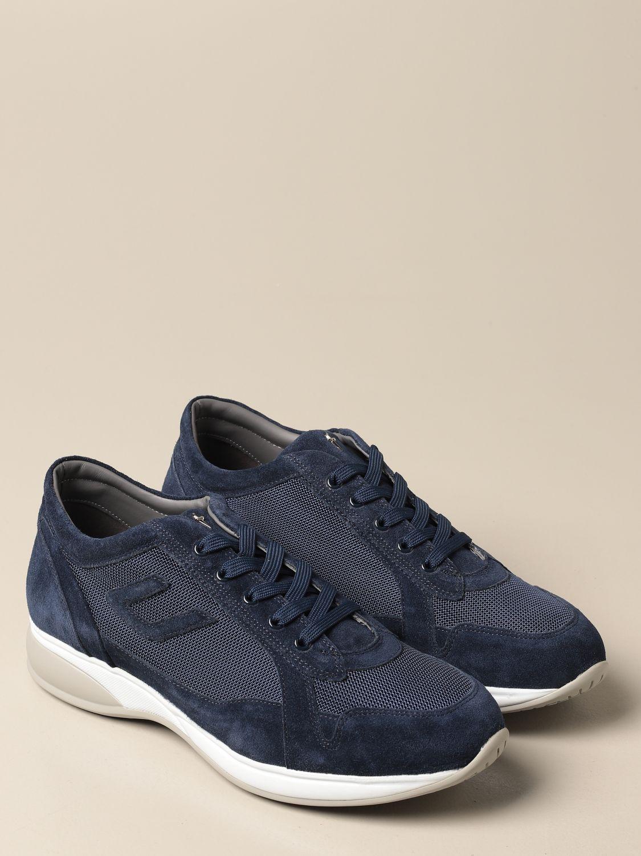Zapatillas Paciotti 4Us: Zapatos hombre Paciotti 4us azul oscuro 2