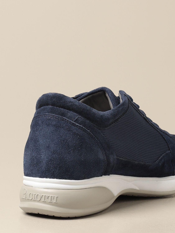 Zapatillas Paciotti 4Us: Zapatos hombre Paciotti 4us azul oscuro 3