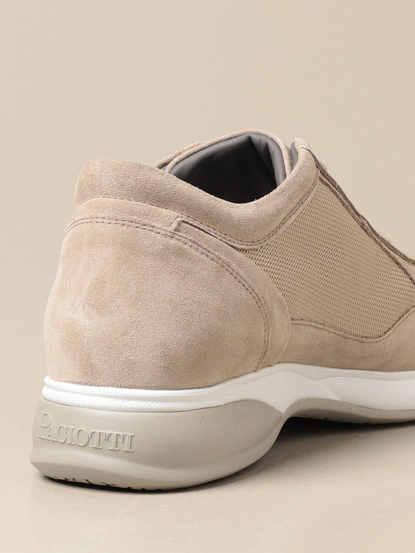 Zapatillas Paciotti 4Us: Zapatos hombre Paciotti 4us beige 3