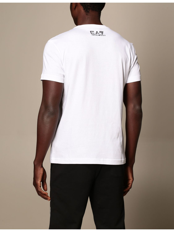 T-shirt Ea7: T-shirt men Ea7 white 3