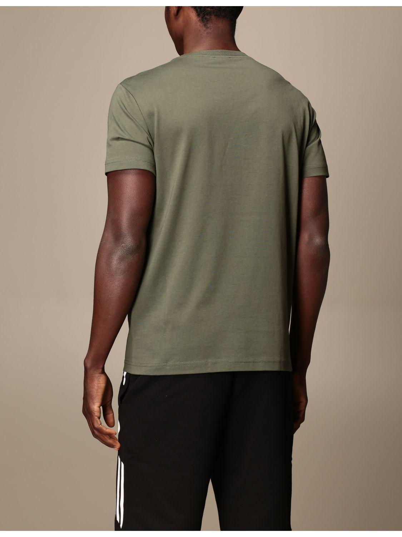 T-shirt Ea7: T-shirt men Ea7 military 3