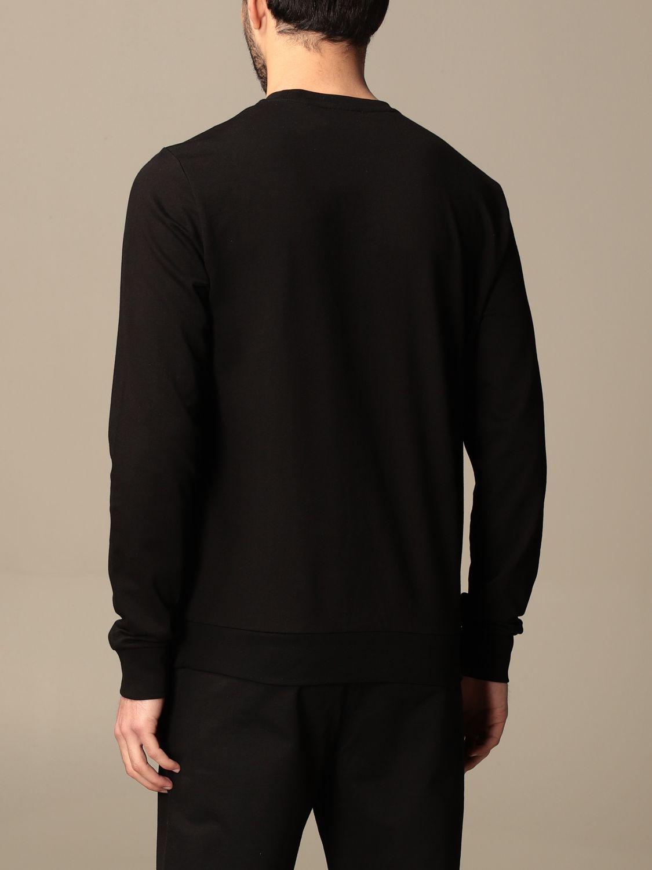 Sweatshirt Ea7: Sweatshirt homme Ea7 noir 2