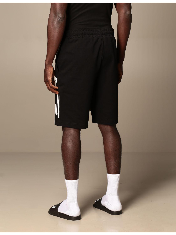 Short Ea7: Short men Ea7 black 3
