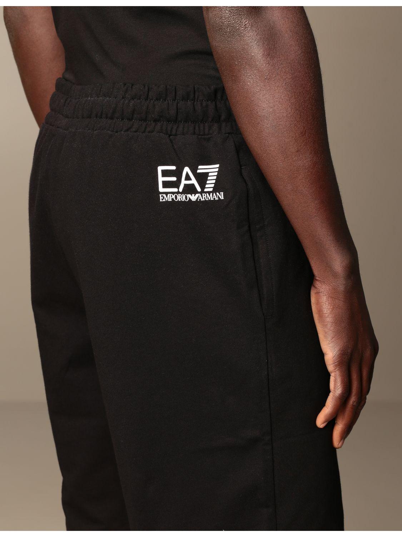 Short Ea7: Short men Ea7 black 5