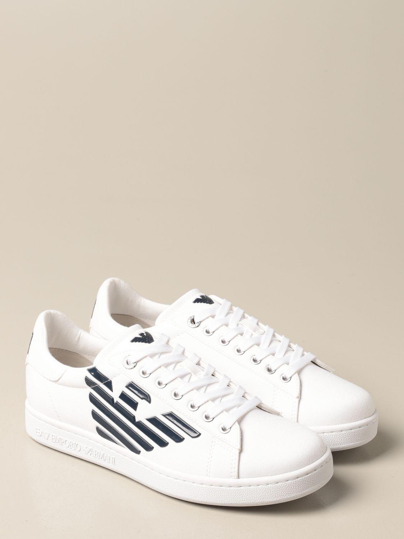Trainers Ea7: Shoes men Ea7 white 2
